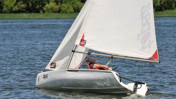 Aus der praxis u bei olympia schneller segeln als der wind u pce
